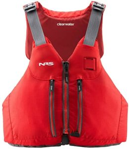 NRS Clearwater Mesh Back PFD, PFD, life jacket, Life vest