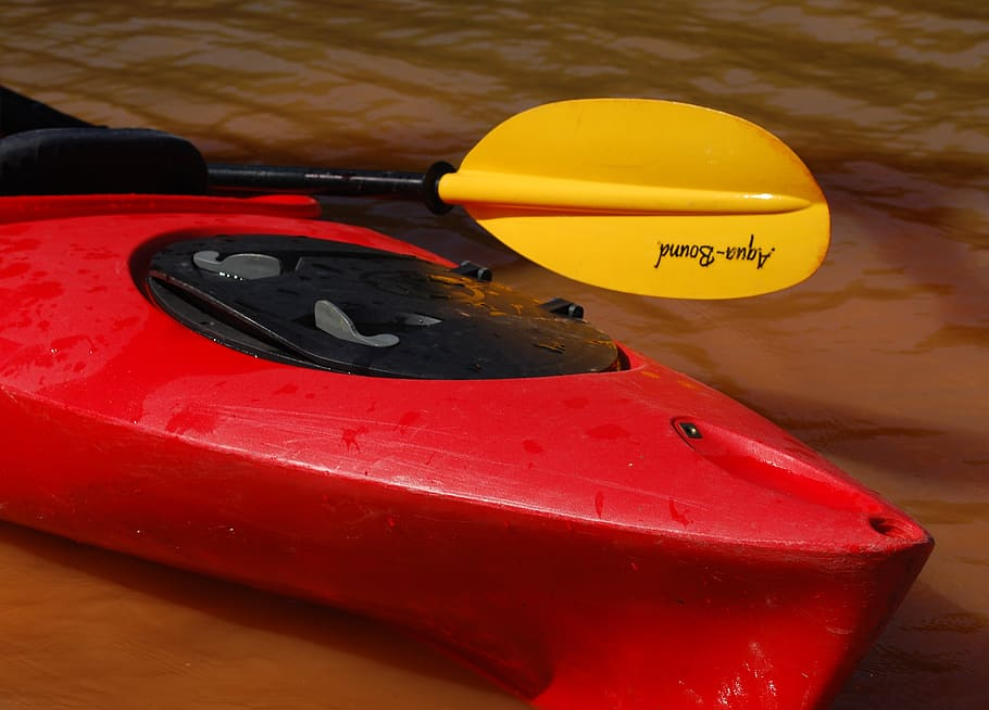 how to lock a kayak, lock kayak, store kayak
