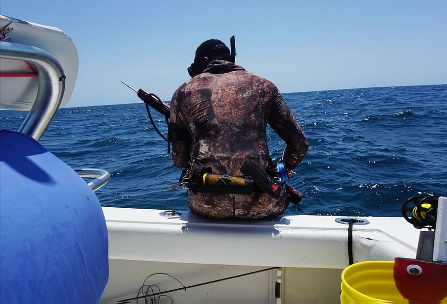 how to spearfish, spearfishing, spear fishing