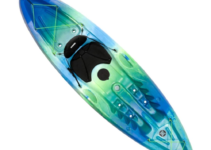 Perception Tribe 9.5 kayak, Tribe 9.5 Sit on Top Kayak review, Perception Tribe 9.5 Sit on top kayak review